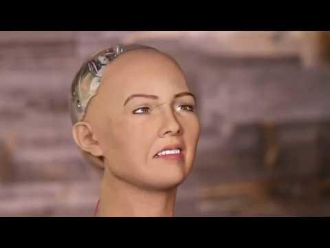 Shocking: World's 1st robot citizen Sophia gets citizenship