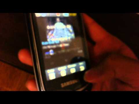 Samsung Gravity Touch SGH-t669B  Review and Guide for Virgin Mobile Canada