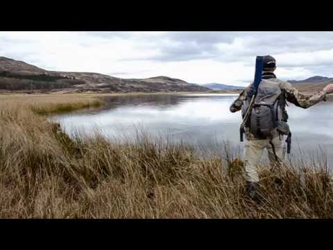 Pike Fly Fishing In Northern Scotland