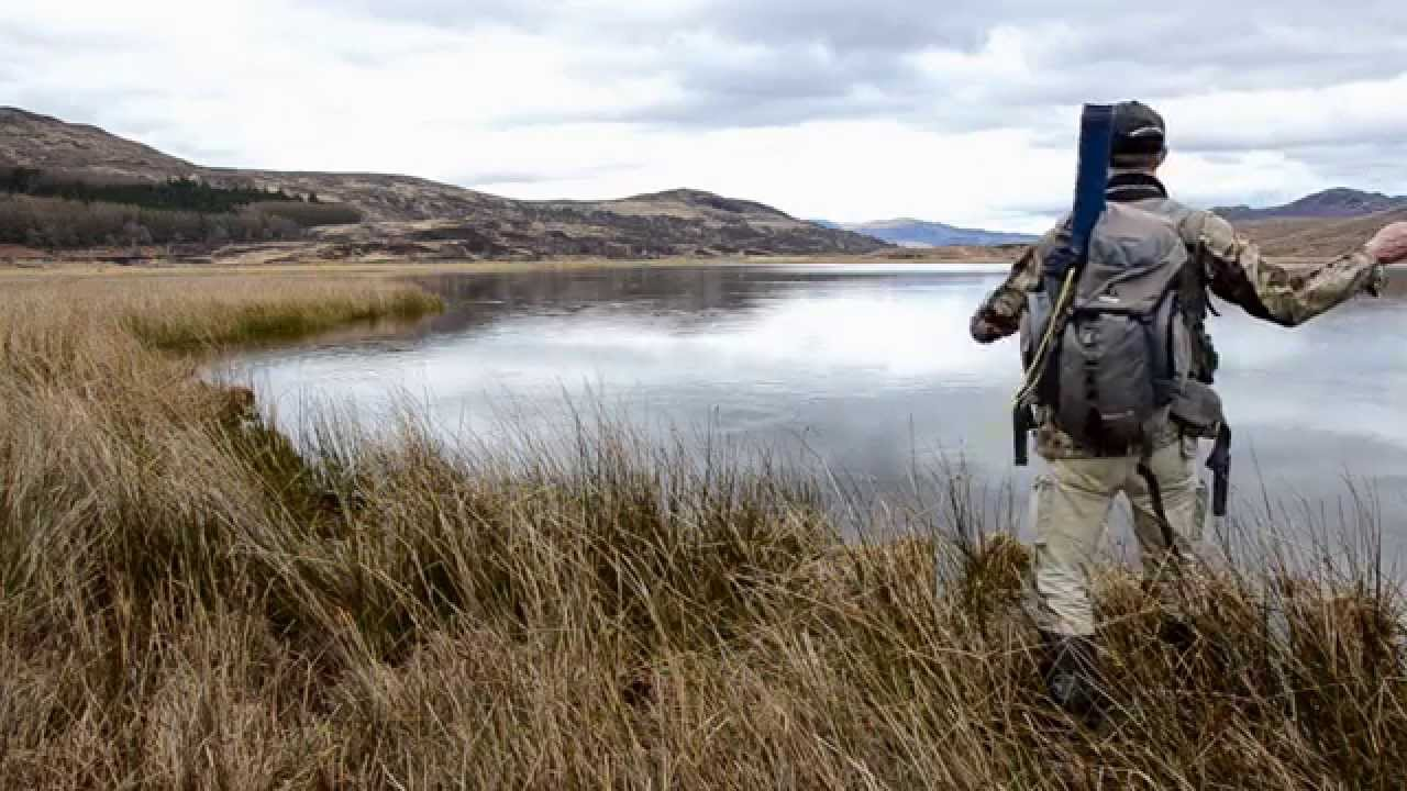 pike fly fishing in northern scotland - youtube, Fly Fishing Bait