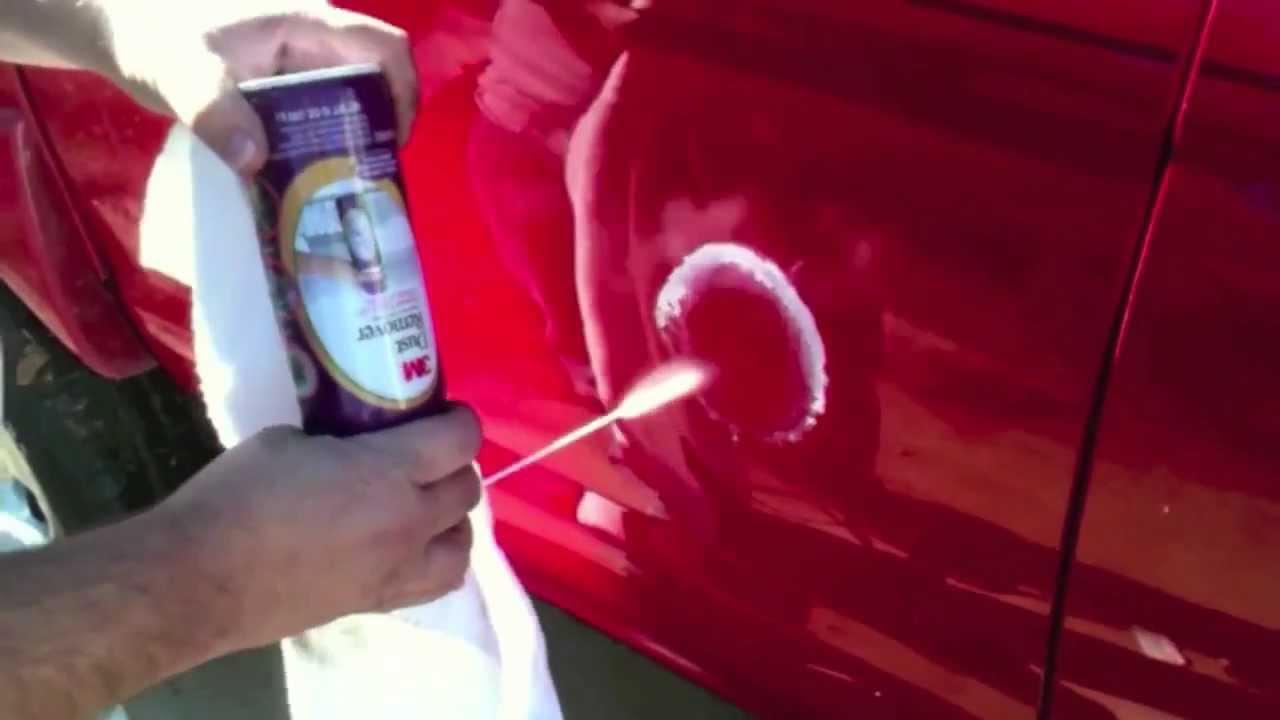 remove car dents