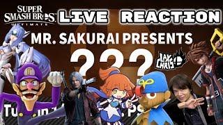 (Pre-Direct Start) SMASH ULTIMATE DIRECT 1/16/2020 LIVE REACTION! FINAL SMASH FIGHTER REVEALED!