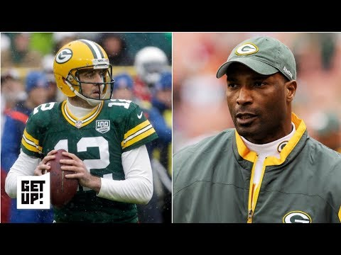 Did tweet about Aaron Rodgers get Green Bay Packers coach fired? | Get Up!