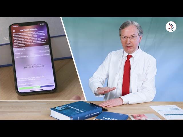 Triptanschwelle - Die Migräne-App