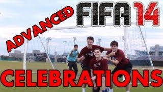 FIFA 14 Advanced Celebrations!! FIWC Contest Entry - Which is the Best??