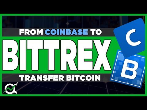 How To Transfer Bitcoin From Coinbase To Bittrex