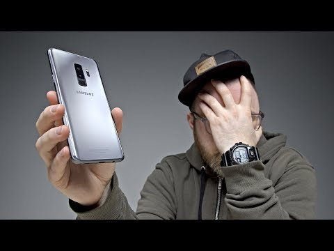 I\'m Switching To The Samsung Galaxy S9