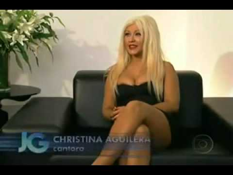 Christina Aguilera - Brazilian Interview  - 01/02/2011