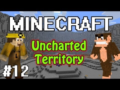 Wool Monument: Co-Op w/ Lorgon111: AMLP's UNCHARTED TERRITORY: Part 12