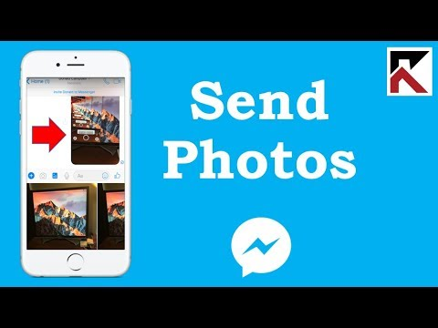 How To Send A Photo In Facebook Messenger