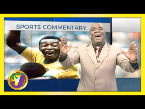 World Cup vs Champions League Debate   TVJ Sports Commentary