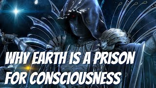 Why Earth Is A Prison Planet For Consciousness - The David Icke Theory Of Enslavement (2019)