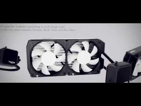 Fractal Design Water Cooling Kelvin Showreel