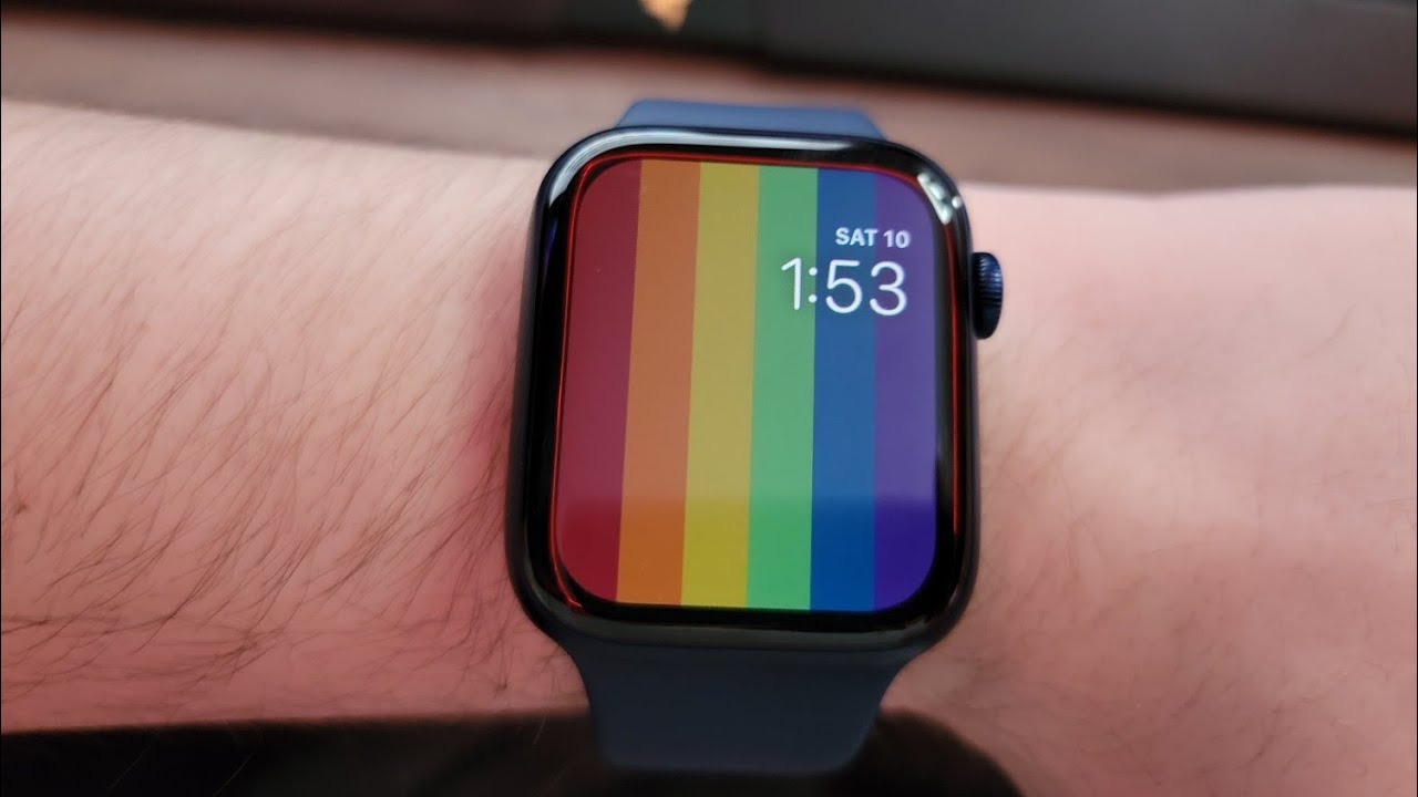 Apple Watch series 6 unboxing and set up and first impressions