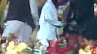 Owais Raza Qadri Aamad in Data Darbar mehfil