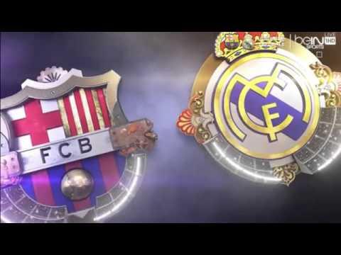 برشلونة ريال مدريد المباراة كاملة تعليق عصام الشوالي21/11/2015