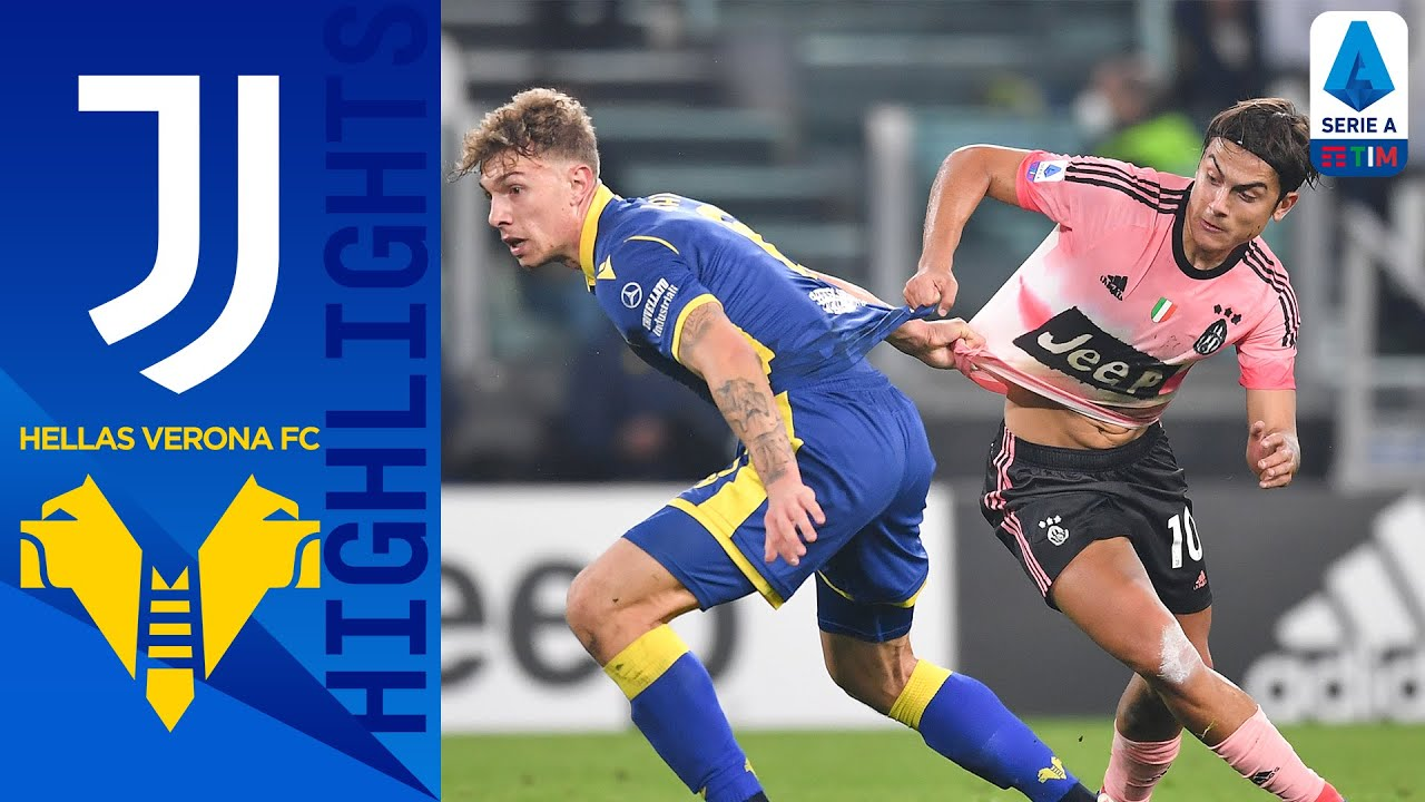 Download Juventus 1-1 Hellas Verona | Kulusevski Rescues Point for Juve | Serie A TIM