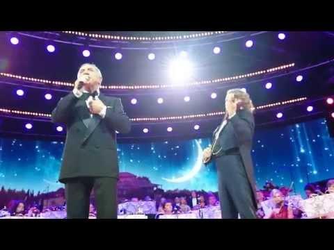 Andre Rieu & Rocco Granata( Buona Note Bambino)Maastricht 14