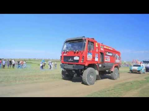 SILKWAYRALLY-2016 — 7-th Day