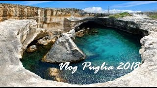 VLOG - Puglia 2018  😍🌴🏖☀️