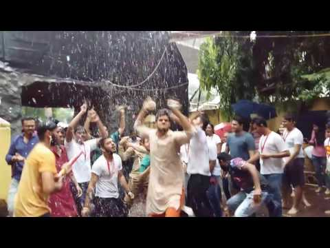 Banjo Party Yograj drumar zhigat song by om kar beats(9892092182/8879509699) banjo party