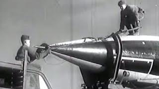 Заводские испытания ракеты Р-1 первой серии (1948)