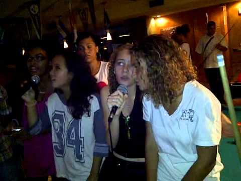 "Suriname ""girls karaoke""  kristi &Friends"