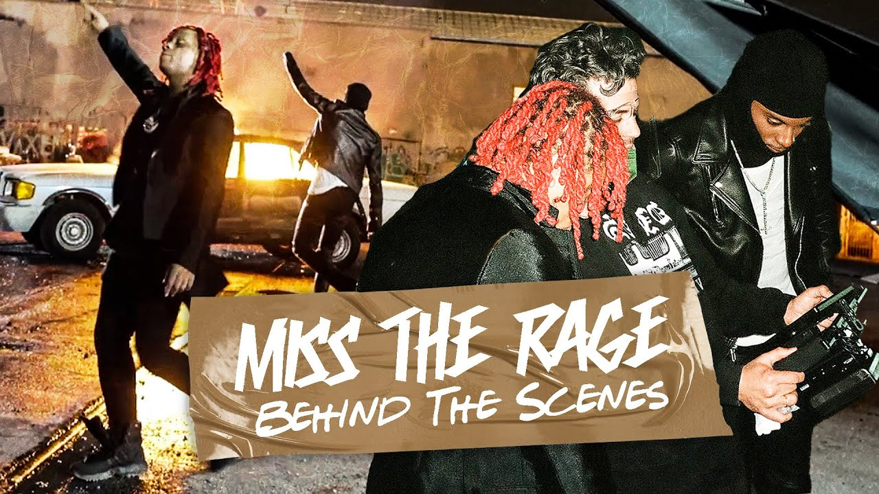 Miss the rage (Behind the scenes)