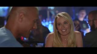 Встреча Боба с Келвином и драка в баре| Полтора шпиона 2016