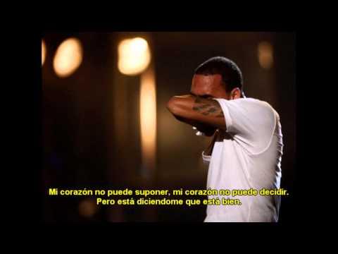 Chris Brown - Heart Ain't a brain subtitulado al español.