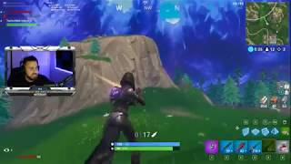 Freestyle Rapping while playing Fortnite (Only 10 players left)