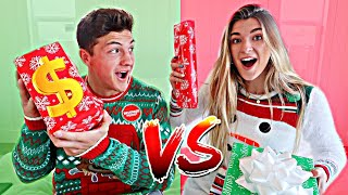 CHEAP vs EXPENSIVE CHRISTMAS PRESENTS CHALLENGE!