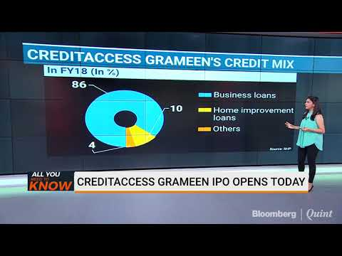 CreditAccess Grameen IPO: Here's All You Need To Know