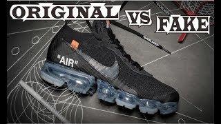 The 10 Nike Air Vapormax FK Off-White Original & Fake