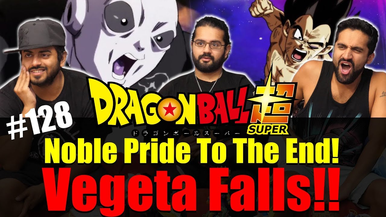 Download Dragon Ball Super ENGLISH DUB - Episode 128 - Group Reaction