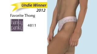 b63d49ad1e1 2012 Undie Awards - Winner Thong