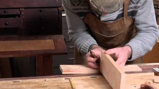Tapered Sliding Dovetails