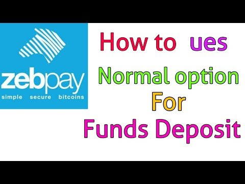 ZEBPAY BITCOIN WALLET DEPOSIT PROCESS WITH NORMAL TRANSFER OPTION STEP BY STEP BY DINESH KUMAR