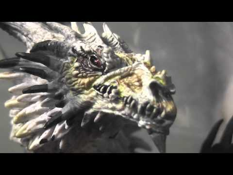 Review #2 McFarlane Series 1 Fire Dragon Quick Look