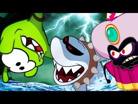 Om Nom Stories : MONSTERS V/S OM NOM NEW EPISODE  | UNEXPECTED ADVENTURE | Funny Cartoons For Kids