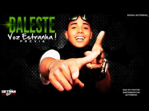 Mc Daleste - Voz Estranha - Mp3