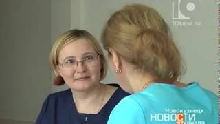 К Дню медика: врач Ольга Доманская