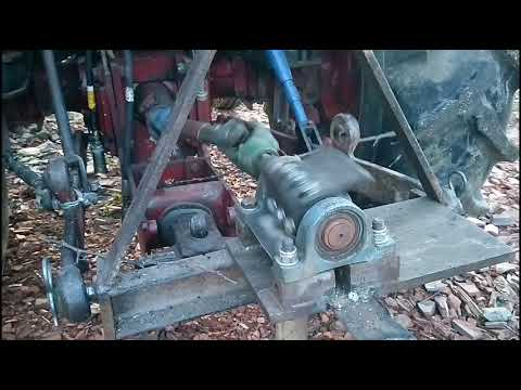 Wood chipper project DIY