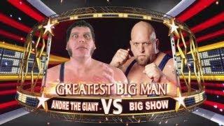 Fantasy Warfare - Andre The Giant vs The Big Show: WWE All Stars