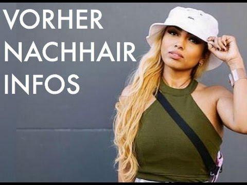 Infos über meine Haarfarbe + Haarlänge by VorherNachhair | TALI ...