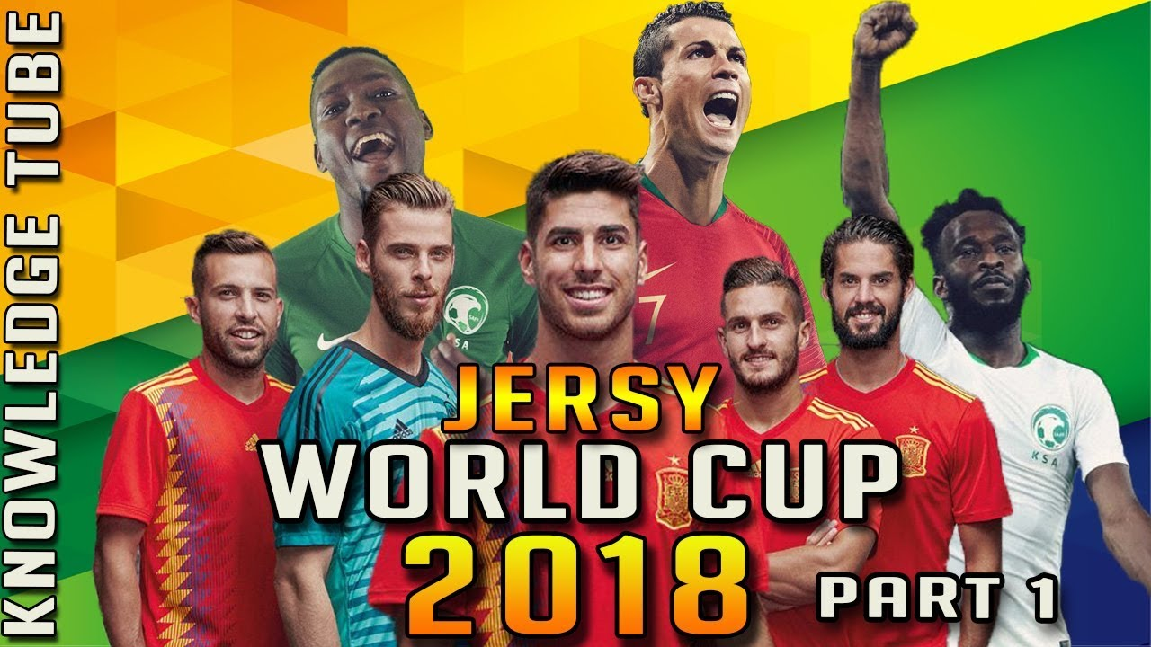 db7bae8fccd FIFA 2018 WORLD CUP RUSSIA OFFICIAL LEAKED Jerseys   kits overview ...