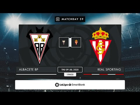 Albacete BP - Real Sporting MD39 J1930 from YouTube · Duration:  2 hours 6 minutes 11 seconds