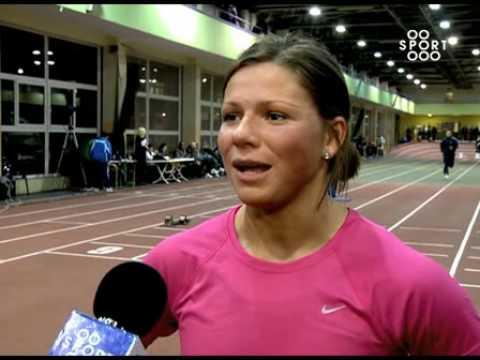L.Grinčikaitė pasiekė geriausią sezono rezultatą Lietuvoje
