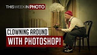 Clowning Around with Photoshop! TWiP 524