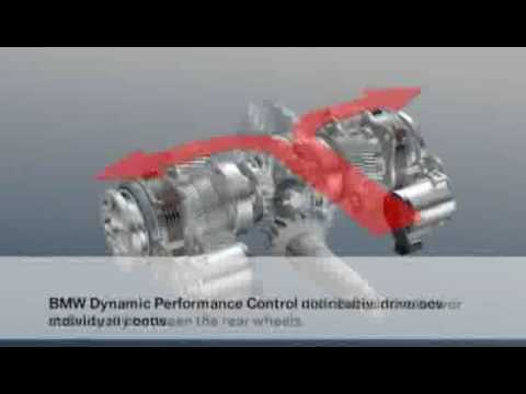 BMW Dynamic Performance Control Technology Guide